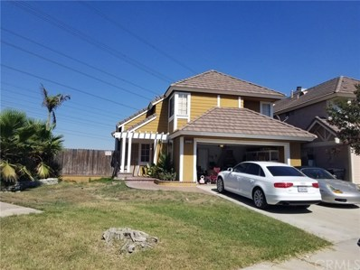 16284 Valleyvale Drive, Fontana, CA 92337 - MLS#: DW17237063