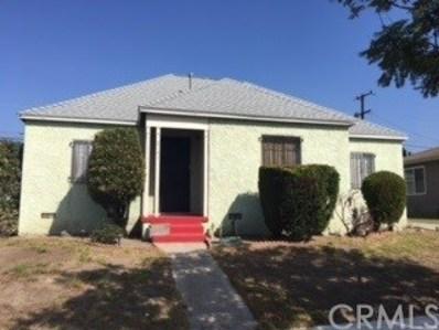 2141 W 108th Street, Los Angeles, CA 90047 - MLS#: DW17237709