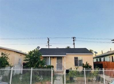 1265 E 87th Street, Los Angeles, CA 90002 - MLS#: DW17240270