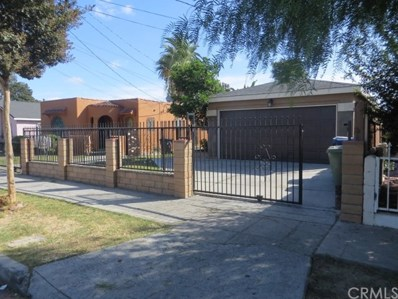 1634 E 108th Street, Los Angeles, CA 90059 - MLS#: DW17241112