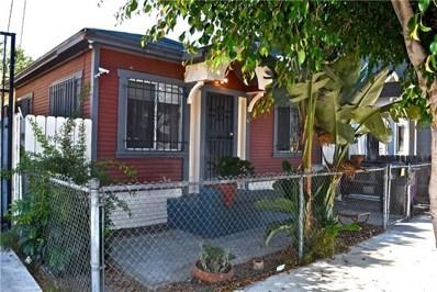 934 N Washington Place, Long Beach, CA 90813 - MLS#: DW17241293