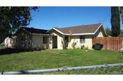 25854 E 9th Street, Highland, CA 92346 - MLS#: DW17243312
