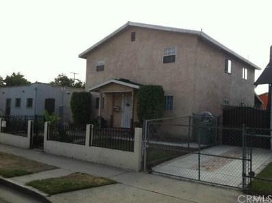 1132 E 67th Street, Los Angeles, CA 90001 - MLS#: DW17246288