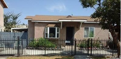 821 W I Street, Wilmington, CA 90744 - MLS#: DW17246990