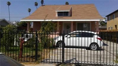 603 W 62nd Street, Los Angeles, CA 90044 - MLS#: DW17258862