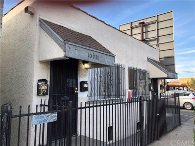 10009 S Main Street, Los Angeles, CA 90003 - MLS#: DW17260536