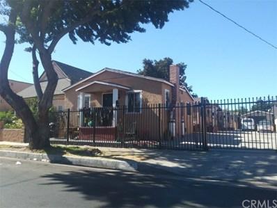 5111 Ascot Avenue, Los Angeles, CA 90011 - MLS#: DW17267394