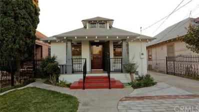 430 E 30th Street, Los Angeles, CA 90011 - MLS#: DW17267923