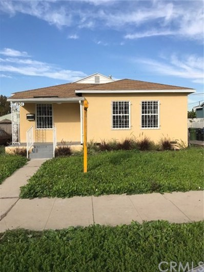 1901 W 96th Street, Los Angeles, CA 90047 - MLS#: DW17269500