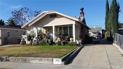 6827 Newell Street UNIT B, Huntington Park, CA 90255 - MLS#: DW17270028