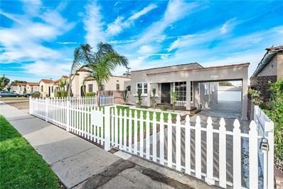 8940 Hobart Boulevard, Los Angeles, CA 90047 - MLS#: DW17272937