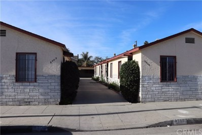 9305 California Avenue, South Gate, CA 90280 - MLS#: DW17272942