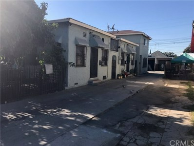 931 Fraser Ave, East Los Angeles, CA 90022 - MLS#: DW17279637