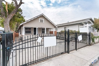 1782 E 84th Street, Los Angeles, CA 90001 - MLS#: DW18002329