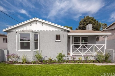 223 E Plymouth Street, Inglewood, CA 90302 - MLS#: DW18002720