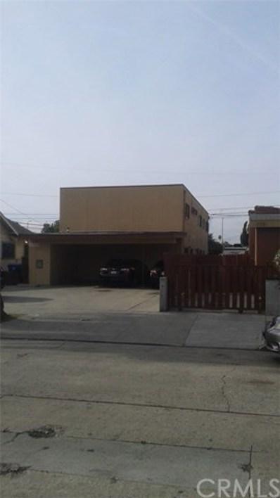 2757 Alsace Avenue, Los Angeles, CA 90016 - MLS#: DW18004224