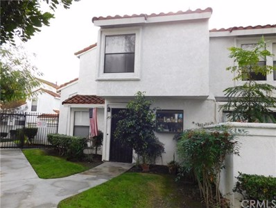 9760 Jersey Avenue UNIT 171, Santa Fe Springs, CA 90670 - MLS#: DW18004751