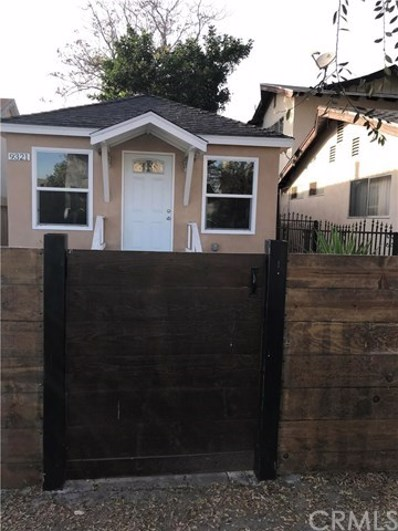 9321 Virginia Avenue, South Gate, CA 90280 - MLS#: DW18005779