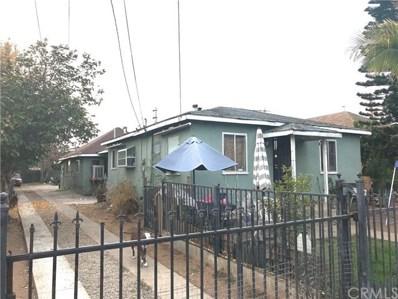 123 N Gage Avenue, East Los Angeles, CA 90063 - MLS#: DW18006925