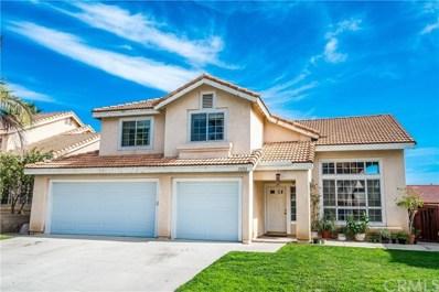 13102 Brentwood Lane, Moreno Valley, CA 92553 - MLS#: DW18011890