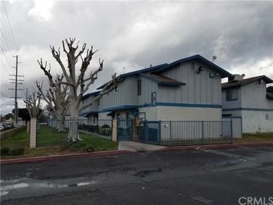 16770 San Bernardino Avenue UNIT 1D, Fontana, CA 92335 - MLS#: DW18012210