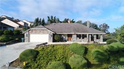 11324 Spy Glass Hill Road, Whittier, CA 90601 - MLS#: DW18012627