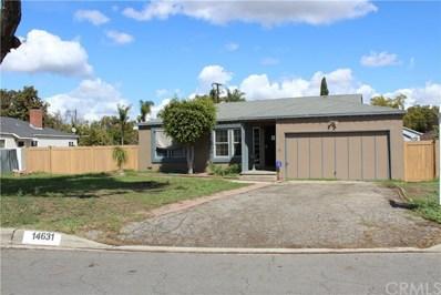 14631 Carnell Street, Whittier, CA 90603 - MLS#: DW18014381