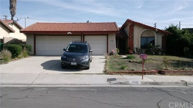 11588 Ridgecrest Lane, Moreno Valley, CA 92557 - MLS#: DW18015587