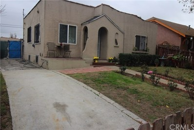 540 W 110th Street, Los Angeles, CA 90044 - MLS#: DW18015986
