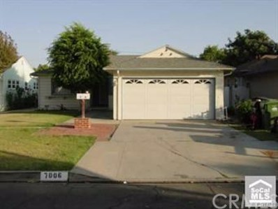 7006 Vicki Drive, Whittier, CA 90606 - MLS#: DW18019309