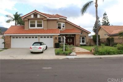 28520 Brush Canyon Drive, Yorba Linda, CA 92887 - MLS#: DW18020232