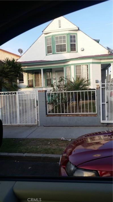 731 E 32nd St, Los Angeles, CA 90011 - MLS#: DW18020822