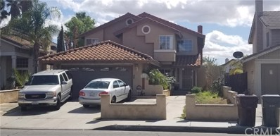 25153 Red Maple Lane, Moreno Valley, CA 92551 - MLS#: DW18021402