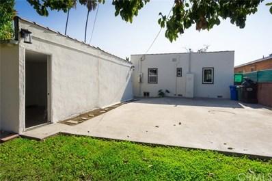 2571 Poplar Place, Huntington Park, CA 90255 - MLS#: DW18022507
