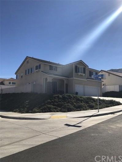 15834 Sulphur Springs Road, Moreno Valley, CA 92555 - MLS#: DW18024936