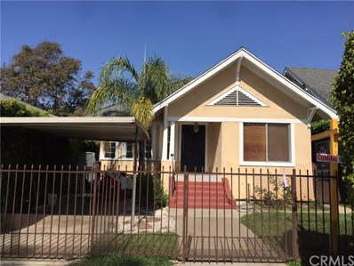 2041 W 31 Street, Los Angeles, CA 90018 - MLS#: DW18033605