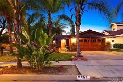 16057 Richvale Drive, Whittier, CA 90604 - MLS#: DW18033892