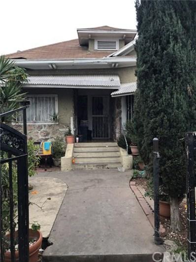 433 E 30th Street, Los Angeles, CA 90011 - MLS#: DW18034139
