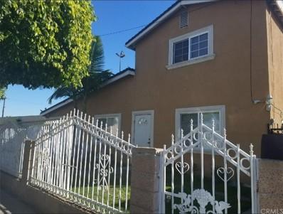 10314 Weigand Avenue, Los Angeles, CA 90002 - MLS#: DW18034210