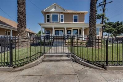 708 W 9th Street, San Bernardino, CA 92410 - MLS#: DW18035926