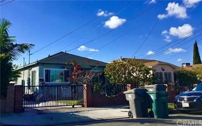 10605 S Burl Avenue, Inglewood, CA 90304 - MLS#: DW18036900