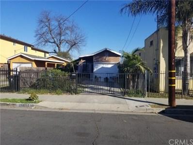 1663 E 111th Street, Los Angeles, CA 90059 - MLS#: DW18040779