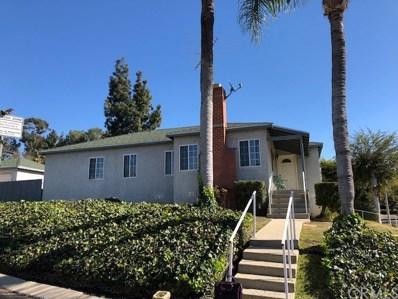 4531 Yellowstone Street, El Sereno, CA 90032 - MLS#: DW18040865