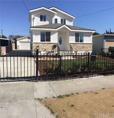 6617 Mayflower Avenue, Bell, CA 90201 - MLS#: DW18044522