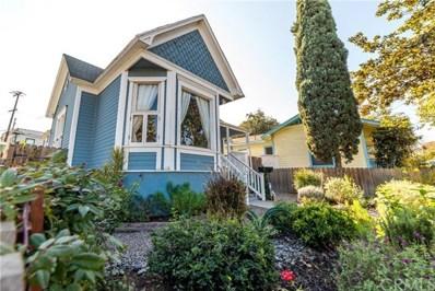 1154 N Loma Vista Drive, Long Beach, CA 90813 - MLS#: DW18048077