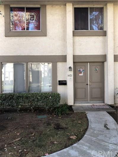 1421 N Stoneyhaven Lane, Anaheim, CA 92801 - MLS#: DW18053852