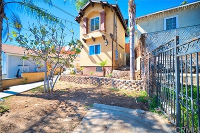 731 N Gage Avenue, East Los Angeles, CA 90063 - MLS#: DW18054010