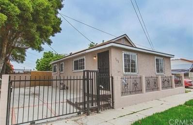 761 W 91st Street, Los Angeles, CA 90044 - MLS#: DW18055318