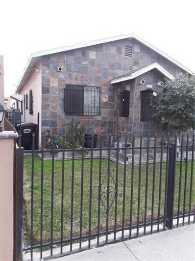 2530 Poplar Place, Huntington Park, CA 90255 - MLS#: DW18058281