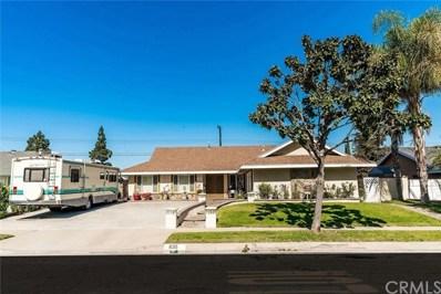 835 Caraway Drive, Whittier, CA 90601 - MLS#: DW18058409